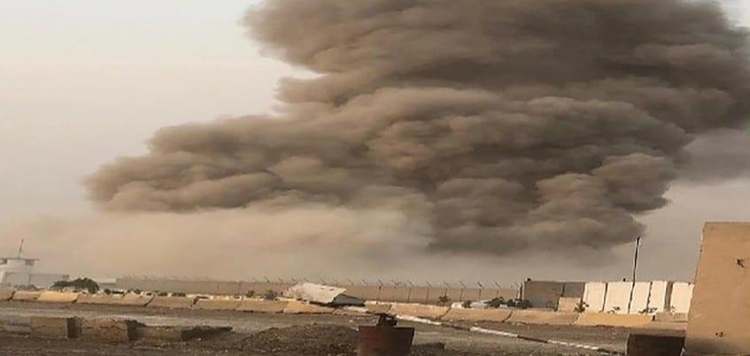 """«ليسَت الأولى».. هذه قصّة انفجارات """"معسكر صقر"""" في العراق"""