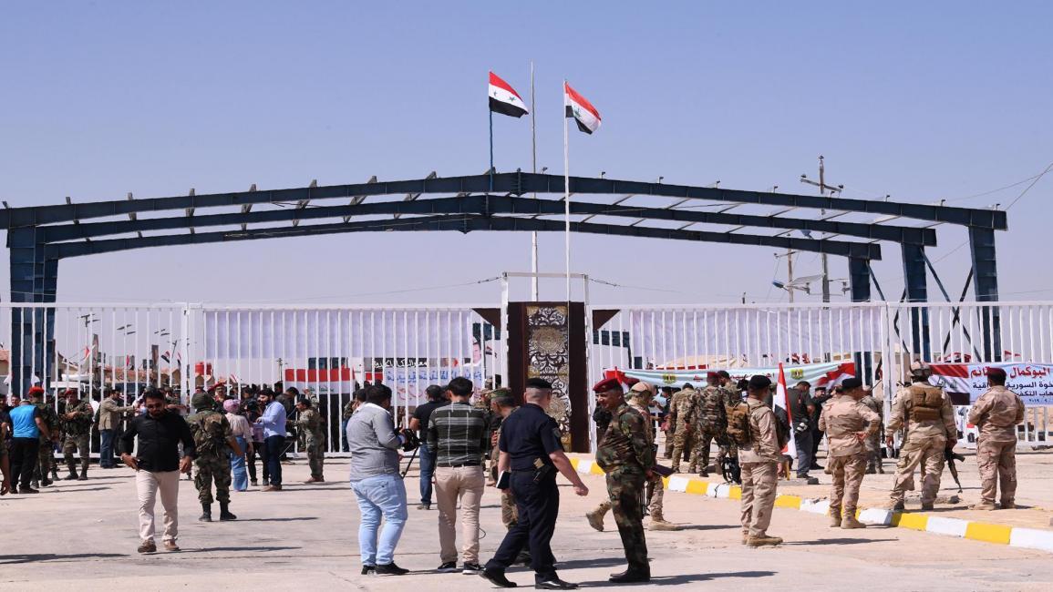 """معبر """"القائم"""": التحدي الأكبر للكاظمي في السيطرة على المنافذ الحدودية العراقية"""