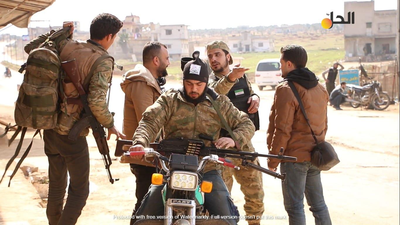 """تجدد الاشتباكات بين """"الجيش السوري"""" والفصائل المعارضة والإسلامية جنوبي إدلب"""