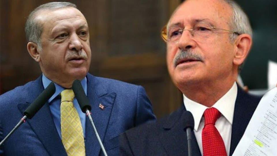 """زعيم المعارضة التركية يهاجم """"أردوغان"""": أنت تخون الوطن بكل دقيقة تجلس فيها مكانك"""