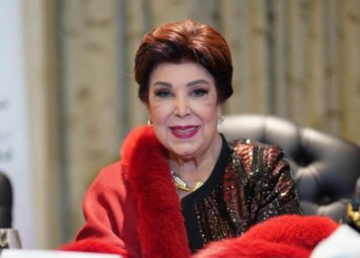 """وفاة الفنانة المصرية """"رجاء الجداوي"""" بعد إصابتها بفايروس كورونا.. ورسالتها الأخيرة لجمهورها"""