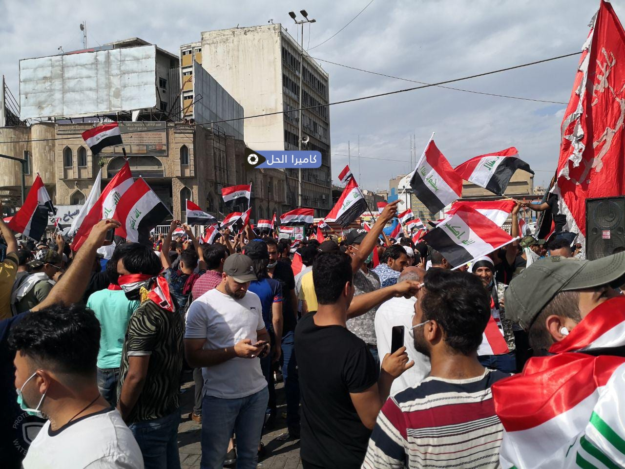 الاحتجاجات تتجدّد في ثلاث مدن عراقية: استراتيجية قطع الطرق
