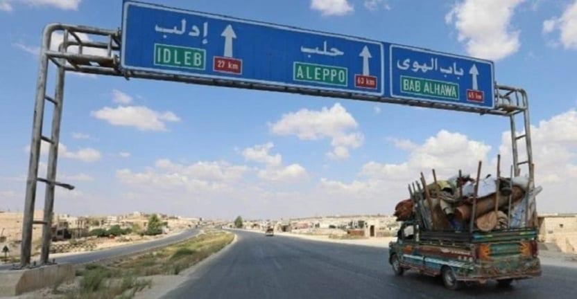 معبر باب الهوى… بوابة الأسد وبوتين لإنعاش الاقتصاد والضغط على تركيا