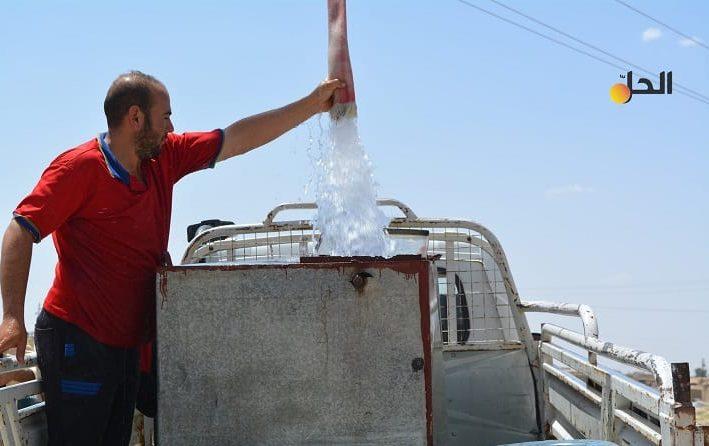 """مياه """"الحمّة"""" تغذّي الحسكة واليونيسف تتعهد بالضغط على تركيا لتشغيل """"محطة علوك"""""""