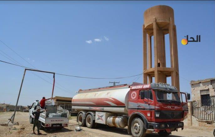 """الصليب الأحمر الدولي يدعو إلى تحييد محطة """"علوك"""" والمنشأت الخدميّة عن النزاع في سوريا"""
