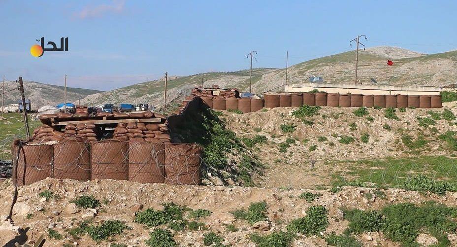 """تركيا تحوّل """"مدرسة"""" في إحدى قرى """"إدلب"""" إلى قاعدة عسكرية جديدة"""