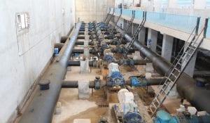 """القوات التركية تُعيد ضخ المياه إلى """"الحسكة"""" بواردٍ أقل بعد قطعها ليومٍ كامل"""