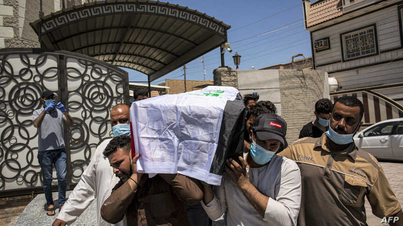"""بعد اغتيال """"ريهام يعقوب"""": هل ستتراجع مشاركة النساء في الانتفاضة العراقية؟"""