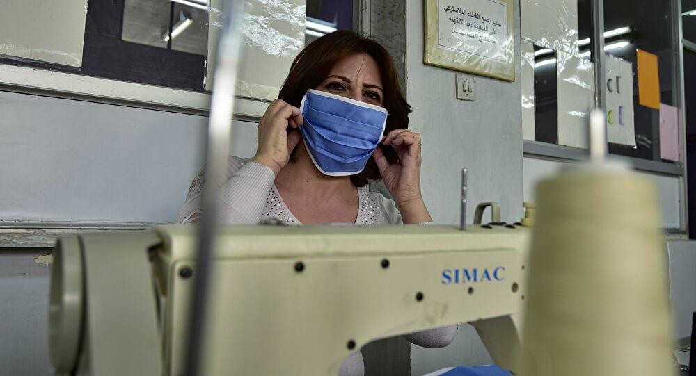 في سوريا.. بدائل بأقل التكاليف للوقاية من الإصابة بفيروس كورونا