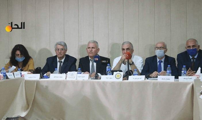 بعد لقاءها بممثلة واشنطن..هل ستكون (جبهة السلام والحرية) صمام أمان لتوحيد المعارضة السورية؟