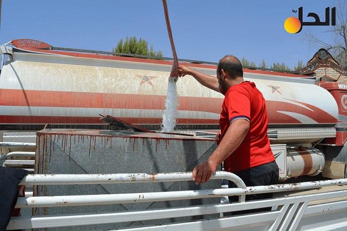 #العطش_يخنق_الحسكة.. حملة لتسليط الضوء على حرمان مليون إنسان من مياه الشرب