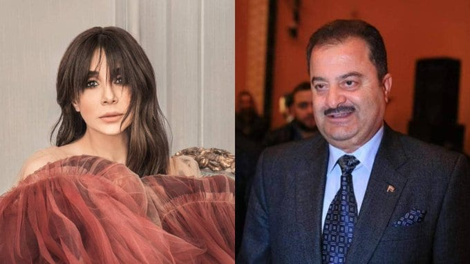 """(فيديو) رد الممثلة """"كاريس بشار"""" على """"زهير رمضان"""" بشأن نقابة الفنّانين"""