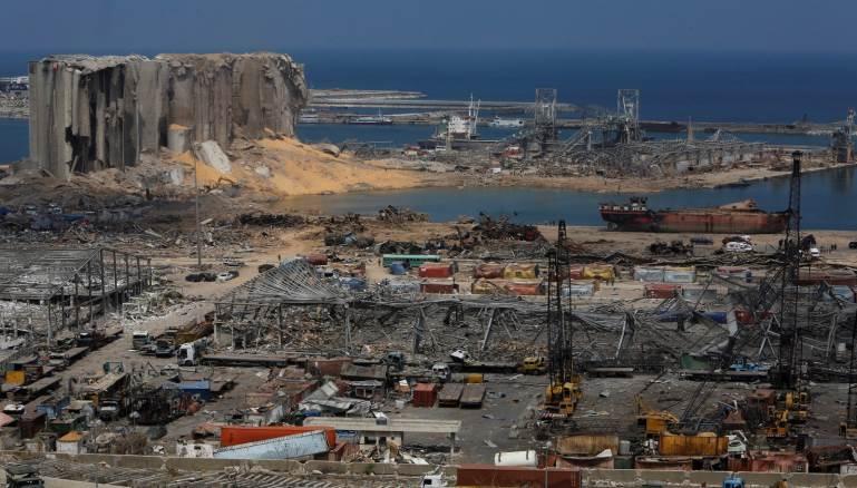 """مكتب الرئيس الفرنسي يعلن عن قيمة المساعدات لـ """"لبنان"""""""
