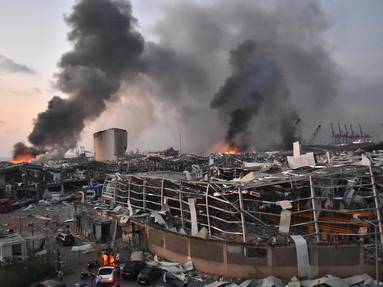 وثائق عن شحنة نترات الأمونيوم منذ وصولها بيروت حتى الانفجار