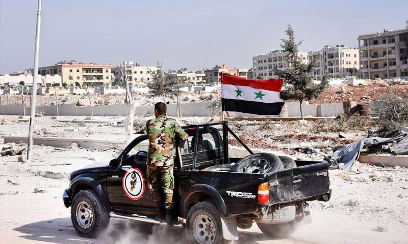 بعد «التّعفيش».. القواتُ الحكوميّة السّوريّة تهدمُ أسطح المنازل وتسرقُ الحديد.. دوافعُ ماديّة أم عملياتٌ انتقاميّة؟