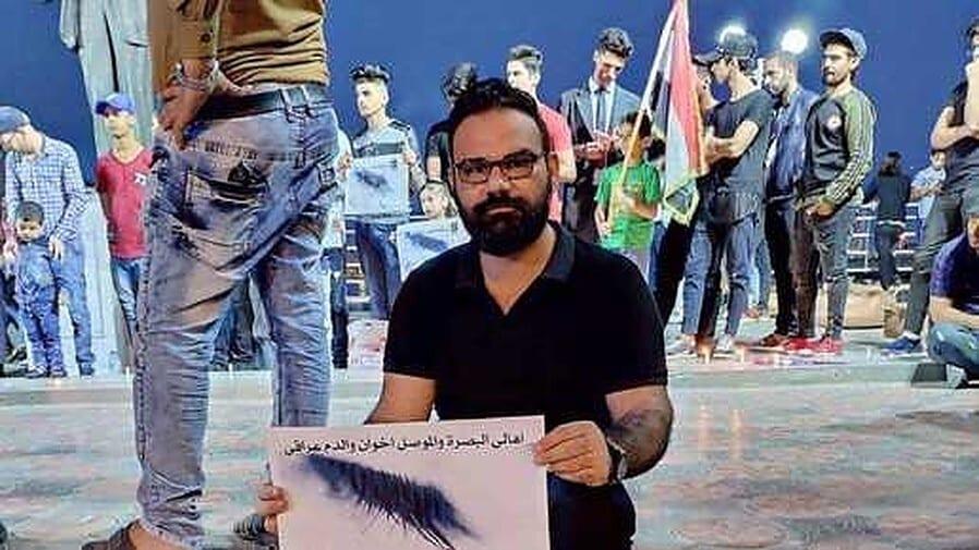 المسلسل يعود للواجهة.. اغتيال ناشط في تظاهرات البصرة