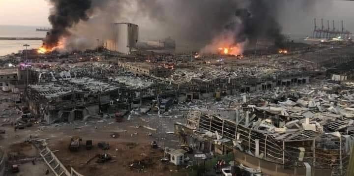 """مَواجع بيروت تستمر.. """"المباني التراثية"""" هي الجديد في هذه المرّة"""