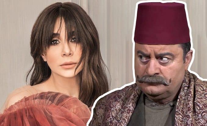 """(فيديو) موجة غضب على تصريحات """"زهير رمضان"""" (المهينة) للممثلة """"كاريس بشار"""""""