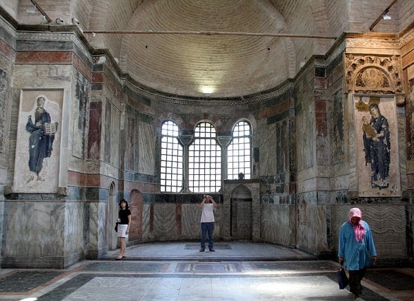 """على غرار """"أية صوفيا"""".. """"أردوغان"""" يأمر  بتحويل متحف """"كاريه""""في اسطنبول إلى مسجد"""