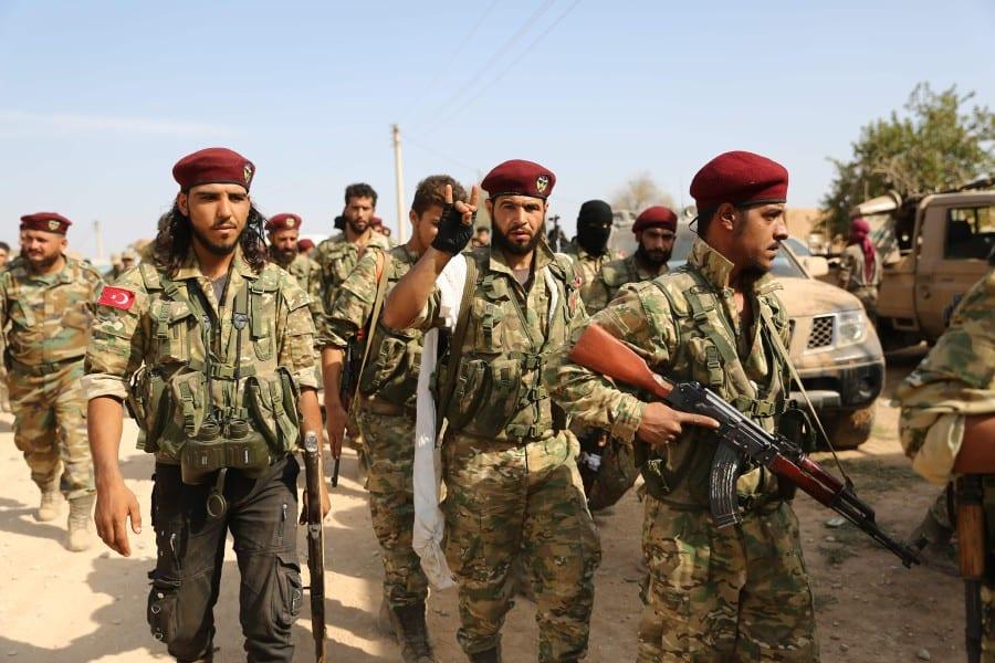 على غرار عفرين: ليبيا تحت وطأة انتهاكات المرتزقة السوريين