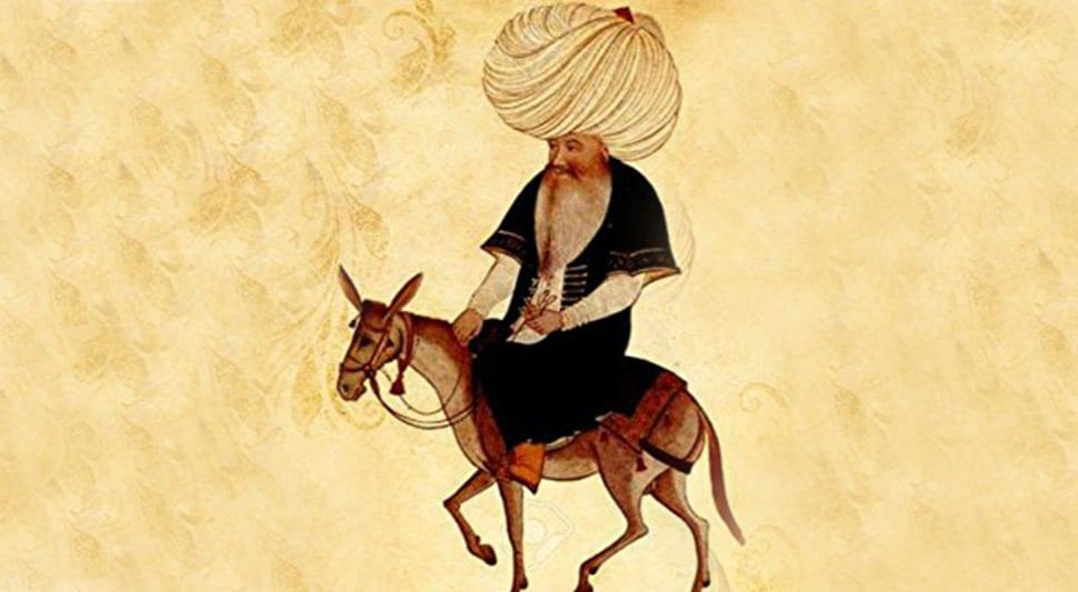 """""""الملا نَصر الدين"""" أو """"جحا"""".. دليلٌ على وجودِ إسلامٍ ساخِر"""