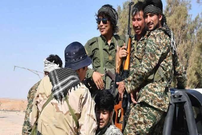 قتلى وجرحى من المليشيات الإيرانية بقصفٍ مجهول استهدف مقراتهم في دير الزور
