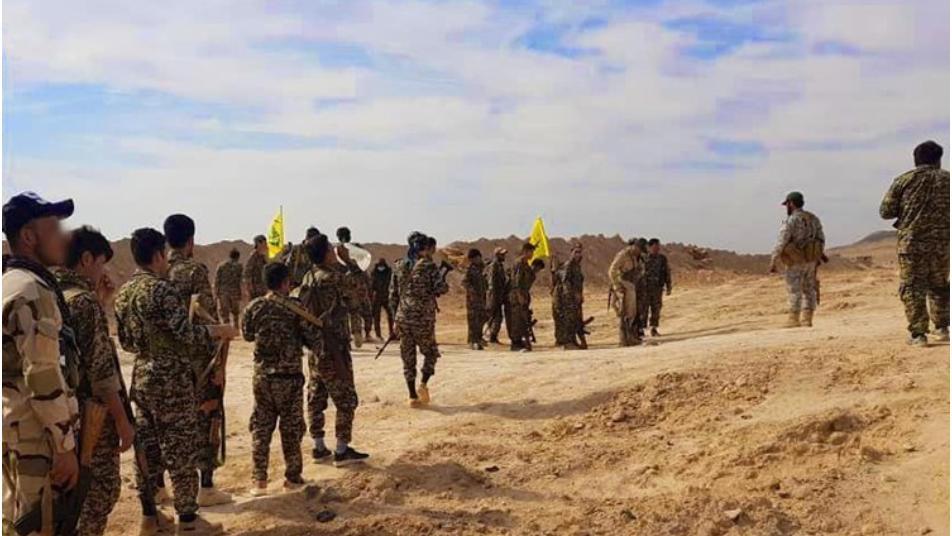 «الحرس الثوري» يقيم نقاط عسكريّة جديدة له في دير الزور