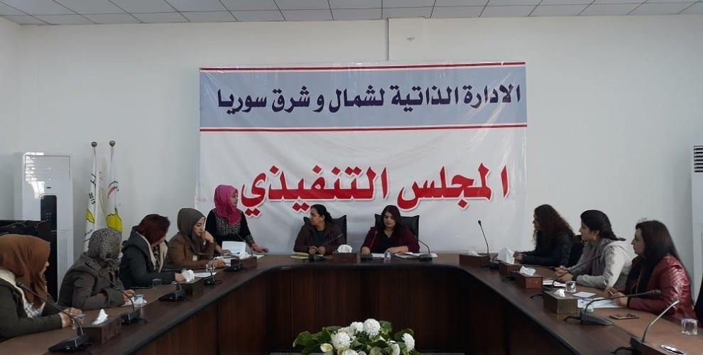 عمل لجان المرأة في مناطق الإدارة الذاتية: صدام بين الحرية الفكرية والمجتمع المحافظ