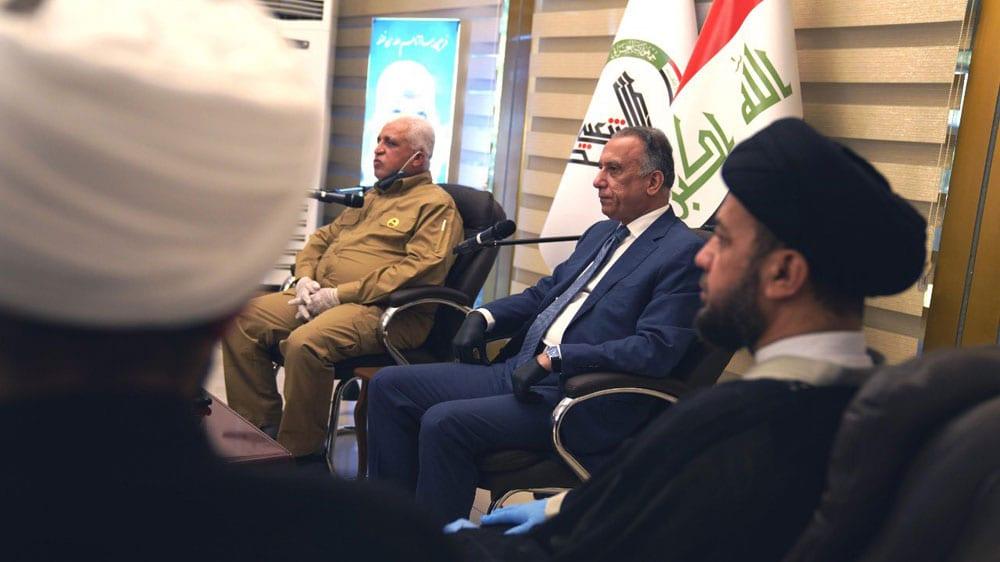 الفياض يعفي قادة كبار في الحشد.. ضربة للميليشيات الإيرانية في العراق