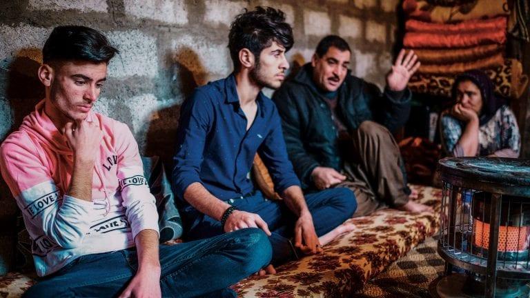 """إنها مأساة.. حكايَة عَيش «عائلَة إيزيدية» بعد الخلاص من """"داعش"""""""