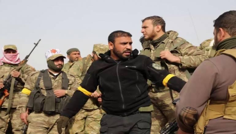 """«التعفيش» في عفرين.. """"أبو عمشة"""" يسعى لإنشاء «مول» عبر الاستيلاء على أملاك المدنيين"""