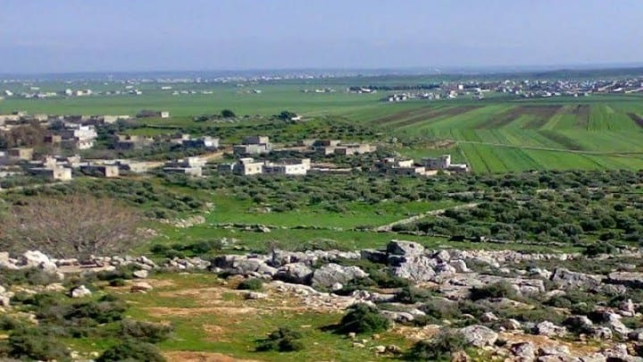 """بالمزاد العلني و""""الإصلاح الزراعي"""": الاستيلاء على أراضي النازحين السوريين في حماة"""