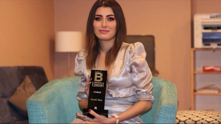 ملكَة جمال العراق تلتقي رئيس الموساد: سيتهمونَني بالعَمالَة