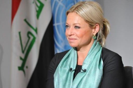 بلاسخارت تتحدَّث عن الانتخابات المبكرة.. ومواقف الأمم المتحدة من تظاهرات العراق