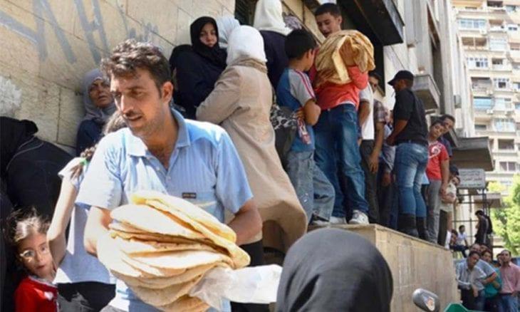 رغيف الخبز في سوريا… رحلة من المساس بالخط الأحمر!