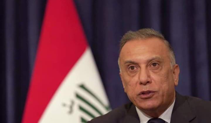 """""""الكاظمي"""" في كلمة للعراقيين بِذكرى """" 25 تشرين"""": أصدرنا أوامر مشدّدة لحماية المتظاهرين"""