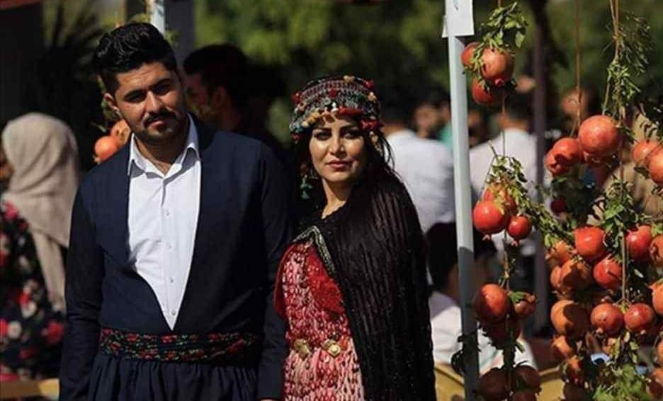 """(صور): اختتام """"مهرَجان الرُمّان"""" بحلَبچَة في كُردستان العراق"""