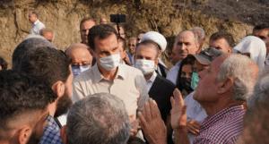 حرائق الساحل أظهرت هشاشة «الحكومة السوريّة» في التصدي للكوارث ضمن مناطق سيطرتها