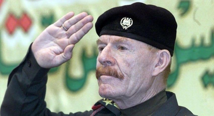 وفاة عزة الدوري… آخر رجال صدام حسين في العراق
