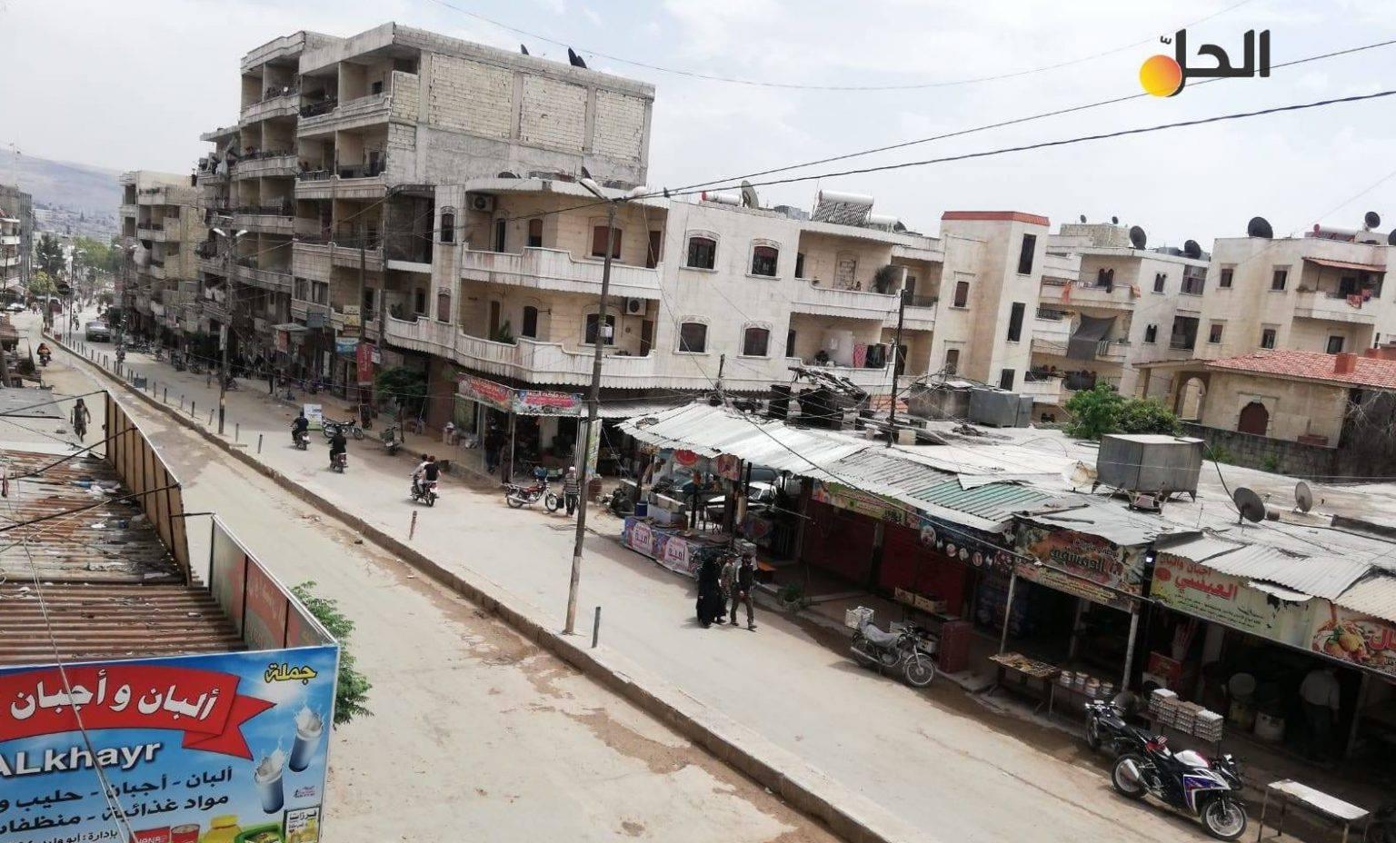 """قتيلان و10 جرحى بتفجير دراجة مفخخة في مدينة """"عفرين"""" شمالي حلب"""