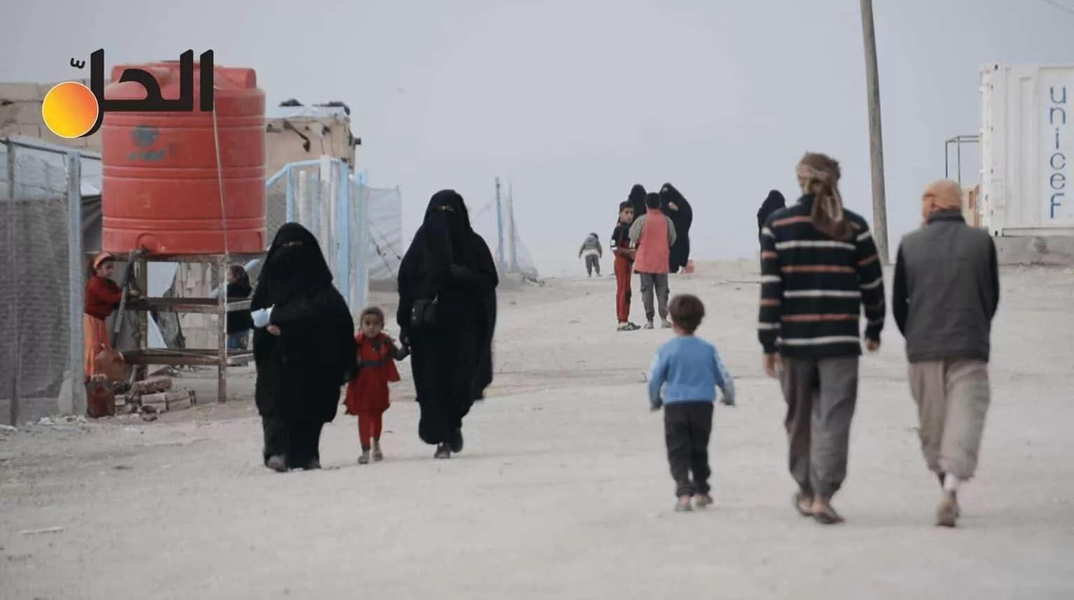 """مقتل لاجئ عراقي داخل مخيّم """"الهول"""" بواسطة مسدس كاتم للصوت"""