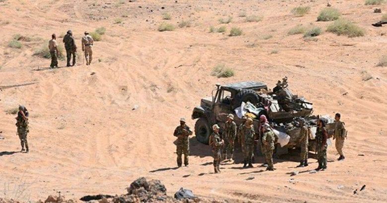 مقتل ضابطين وسبعة عناصر من «الجيش السوري» بانفجار في دير الزور
