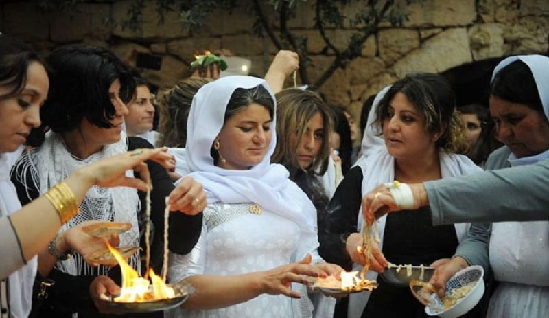 """مشروع قانون """"إبادة الأيزيديين"""" على جدول أعمال البرلمان العراقي"""