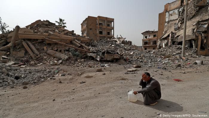 """أثر """"داعش"""" على البنية التحتية السورية: مناطق سيطرة التنظيم السابقة """"أسوأ مناطق سوريا"""""""