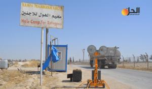 """إصابة لاجئ عراقي بطلقٍ ناري في """"مخيم الهول"""" شرقي الحسكة"""