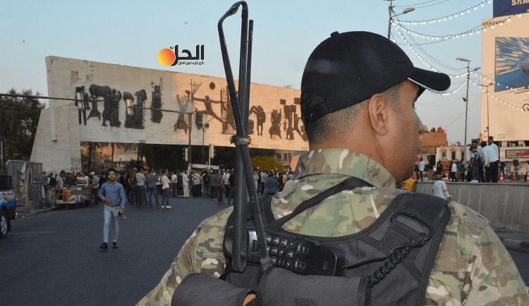 الأمن العراقي يُلقي القبض على مسؤول الاستخبارات في «داعش» بالعاصمة بغداد