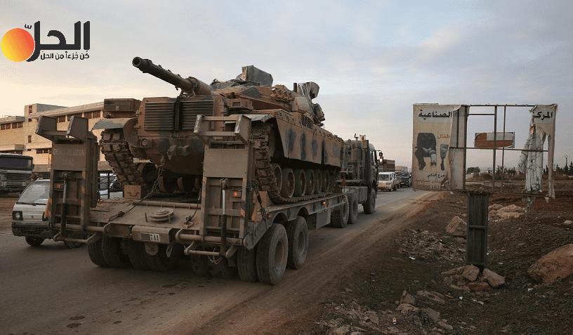 القوّات التركيّة تبدأ بإخلاء بعض مواقعها بريف حماة