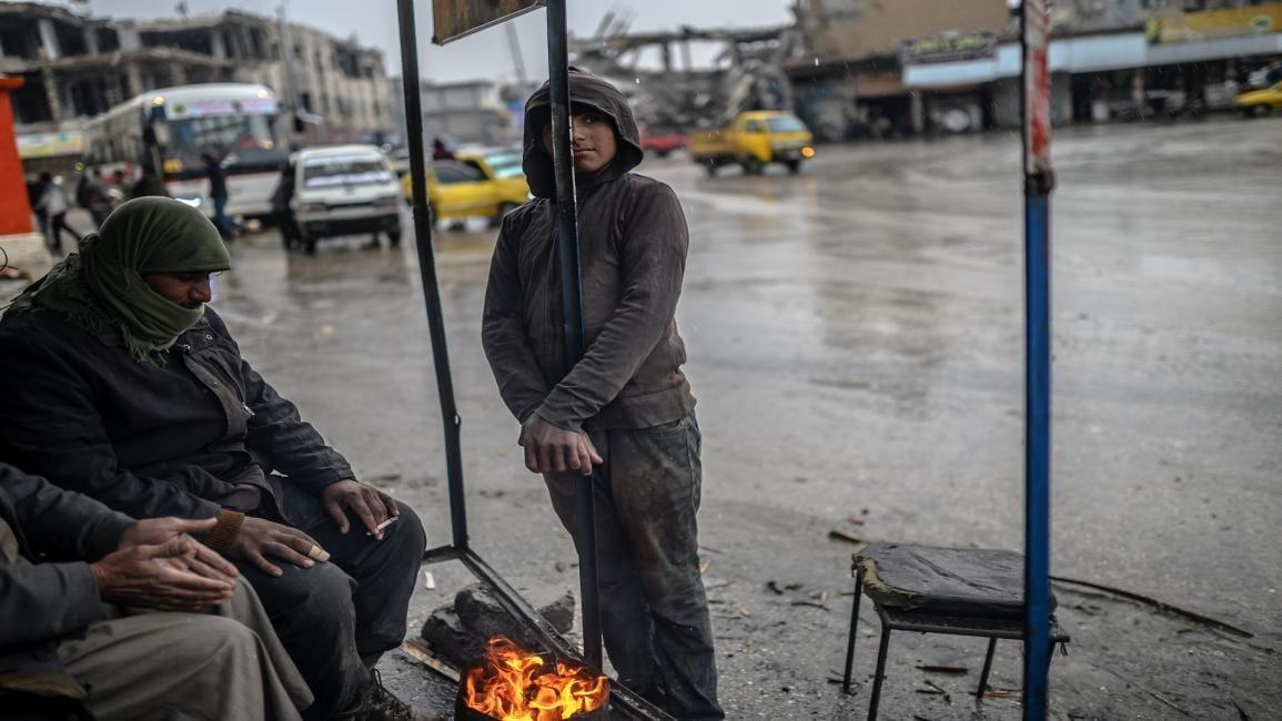 سوريا.. تكلفة حاجات التدفئة هذا الشتاء حوالي مليون ليرة!