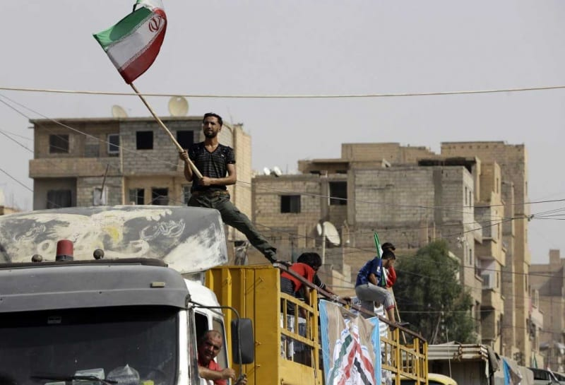 إيران تبحث عن جني أموال دول غنية بحجة اللاجئين وإعمار سوريا!