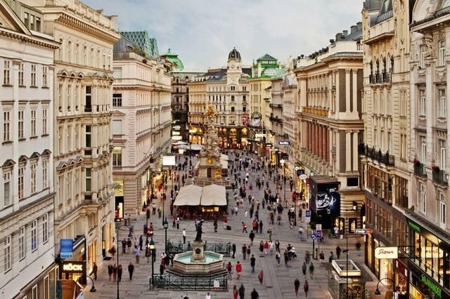 معلومات عن 6 هجمات إرهابية متزامنة في العاصمة النمساوية فيينا